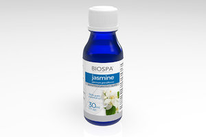 jasmine essential oil 3d model