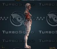 female zombie 2
