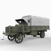 maya historic liberty truck