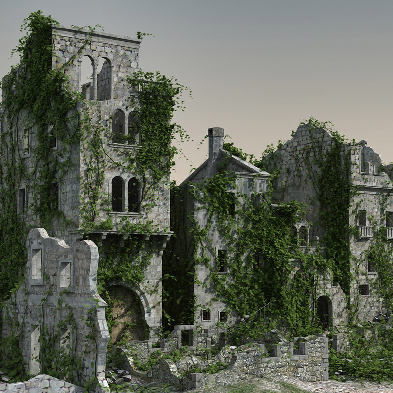 Medieval Town 3D Models for Download | TurboSquid
