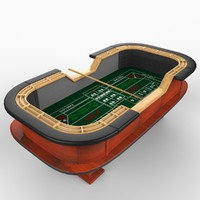lightwave casino craps table