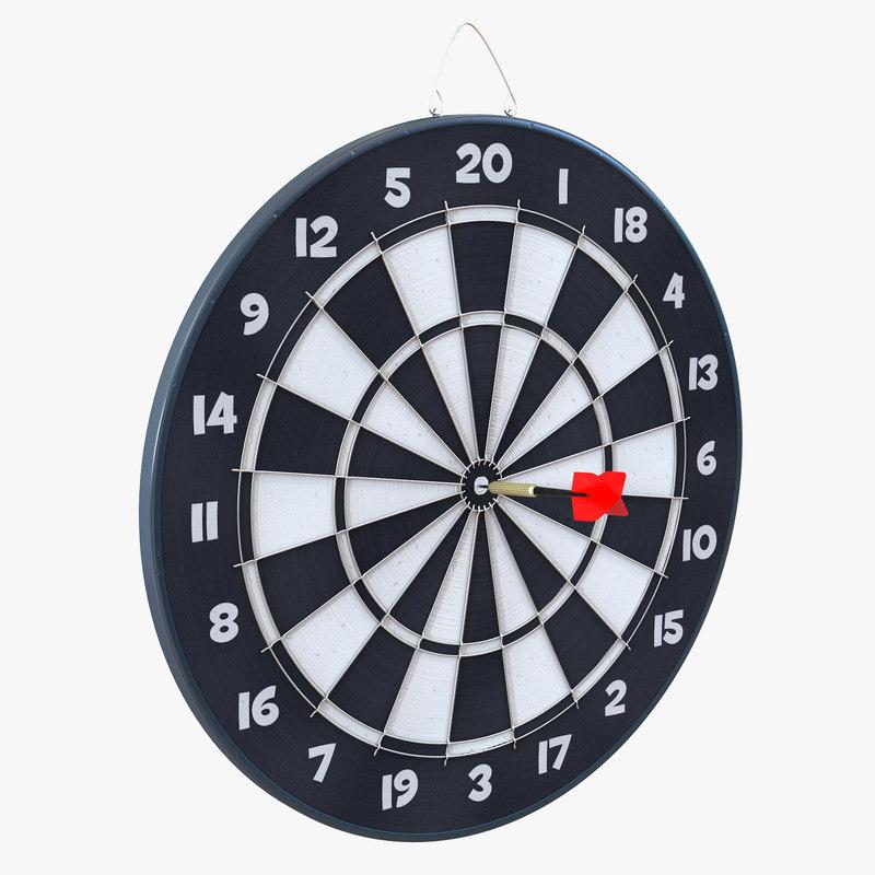 dart board 2 set 3ds