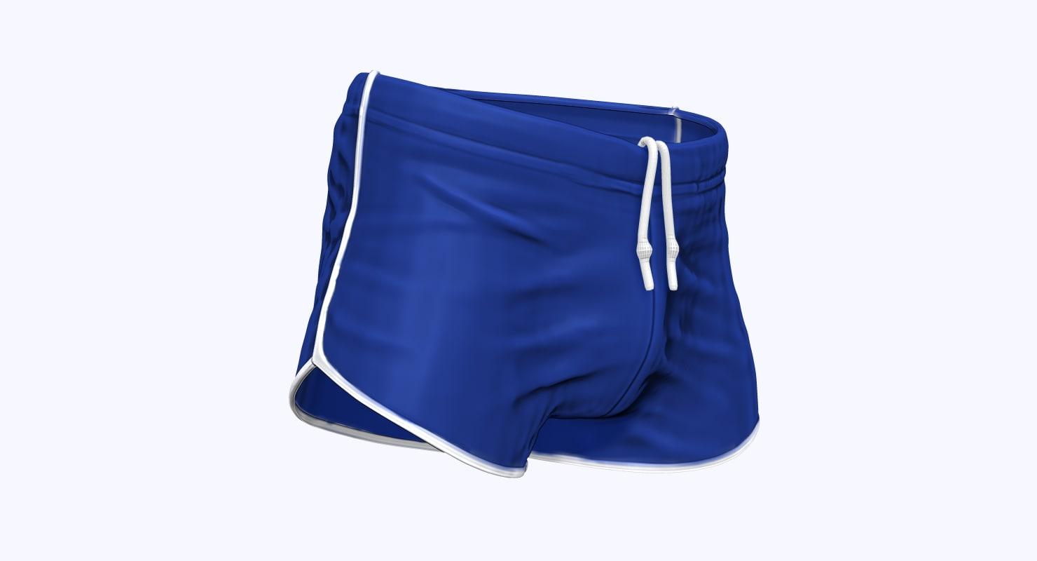 workout shorts blender blend
