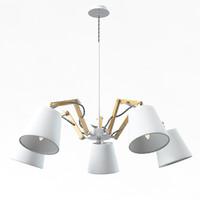 arte lamp pinoccio 3d obj
