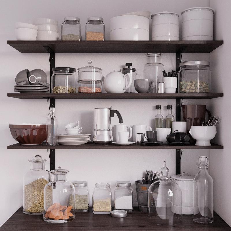 kitchen set 01 max