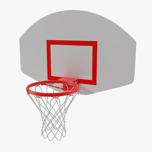 basketball rim 3ds