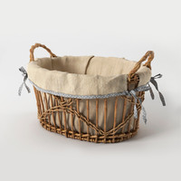 basket handles 3d model