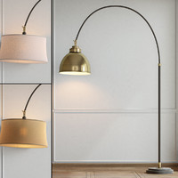 Pottery Barn  Winslow Arc Sectional Floor Lamp