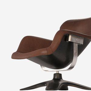 karuselli chair 3d max