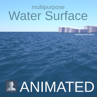 Ocean Water Surface