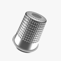 Thimble / Die of sewing