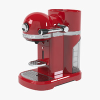 KitchenAid Nespresso Artisan Coffee Machine