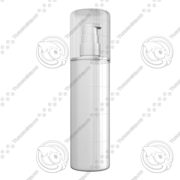 3d bottle pump