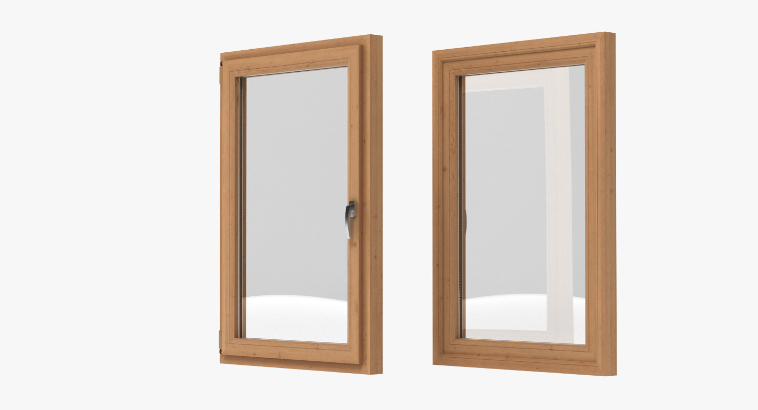 3ds max window realistic