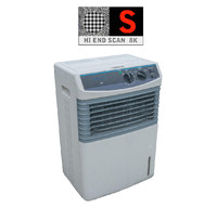 old air conditioner 8k 3d model