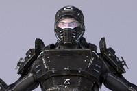 - sci fi soldier max