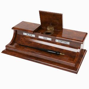 max wooden ink