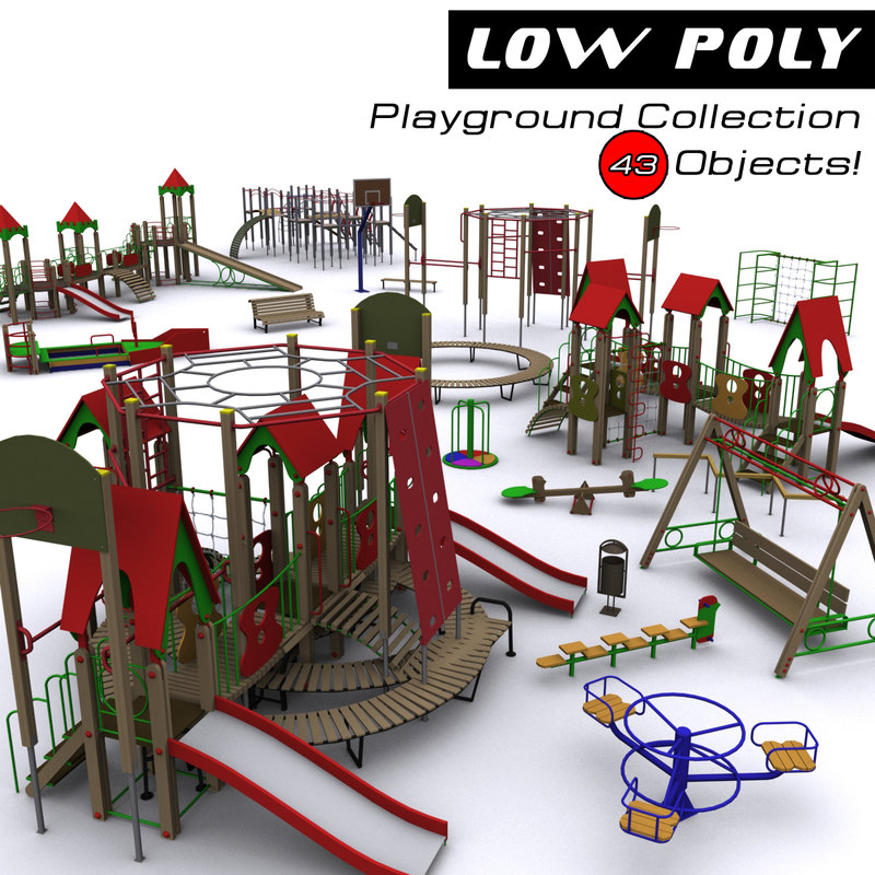 playground objects max