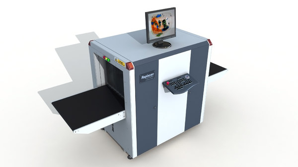 baggage x-ray scanner 3d ma