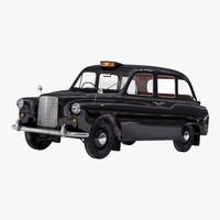 London Cab FX4