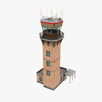 air traffic control tower max