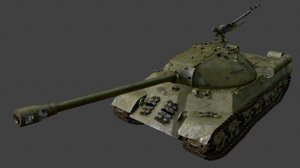 3ds max is-3 tank