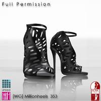 WG353 high heel for slink
