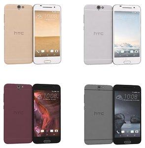 3d htc a9 colors