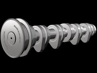 3ds max engineer camshaft uni 9789
