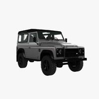 land rover defender 90 3ds