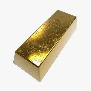 gold lingo bar 3ds