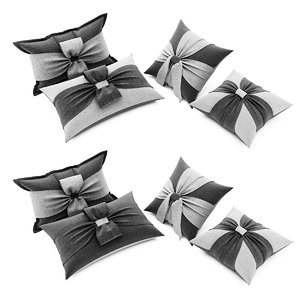 pillows 100 3d max
