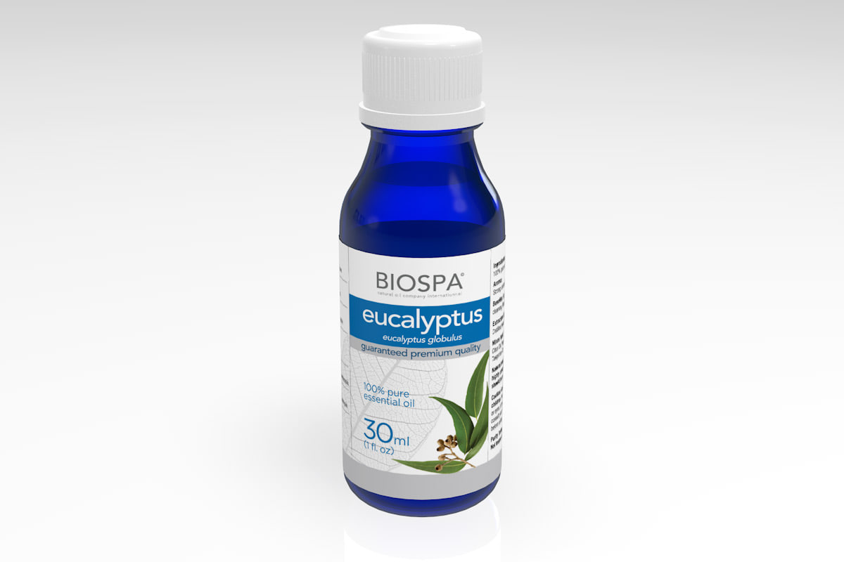 3ds eucalyptus essential oil