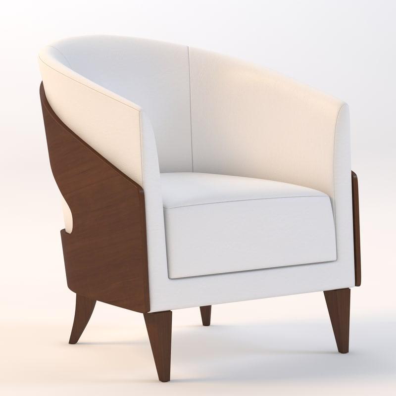 lounge 3d max