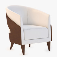 David Edward Aurora Lounge Chair