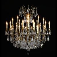 chandelier moscatelli 3d model