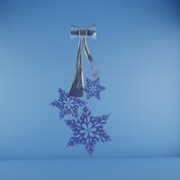 3d cristmas decoration