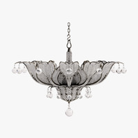 3d model bagues paris chandelier 18116