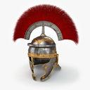 roman helmet 3D models