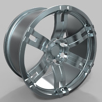 Wheel Rim Luxury