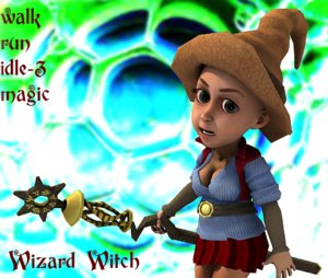 witch wizard 3ds
