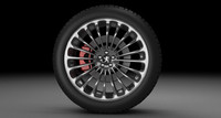 peugeot 206 rim wheel obj free