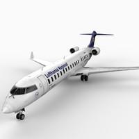 Bombardier CRJ-700 (Lufthansa)