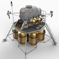 NASA Lunar Surface Access Module