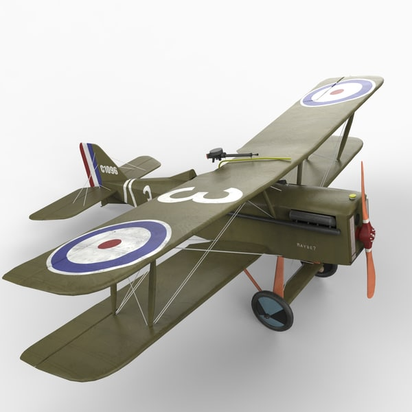 max royal aircraft se5a se5