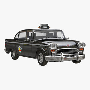 checker cab max