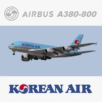 max airbus korean air