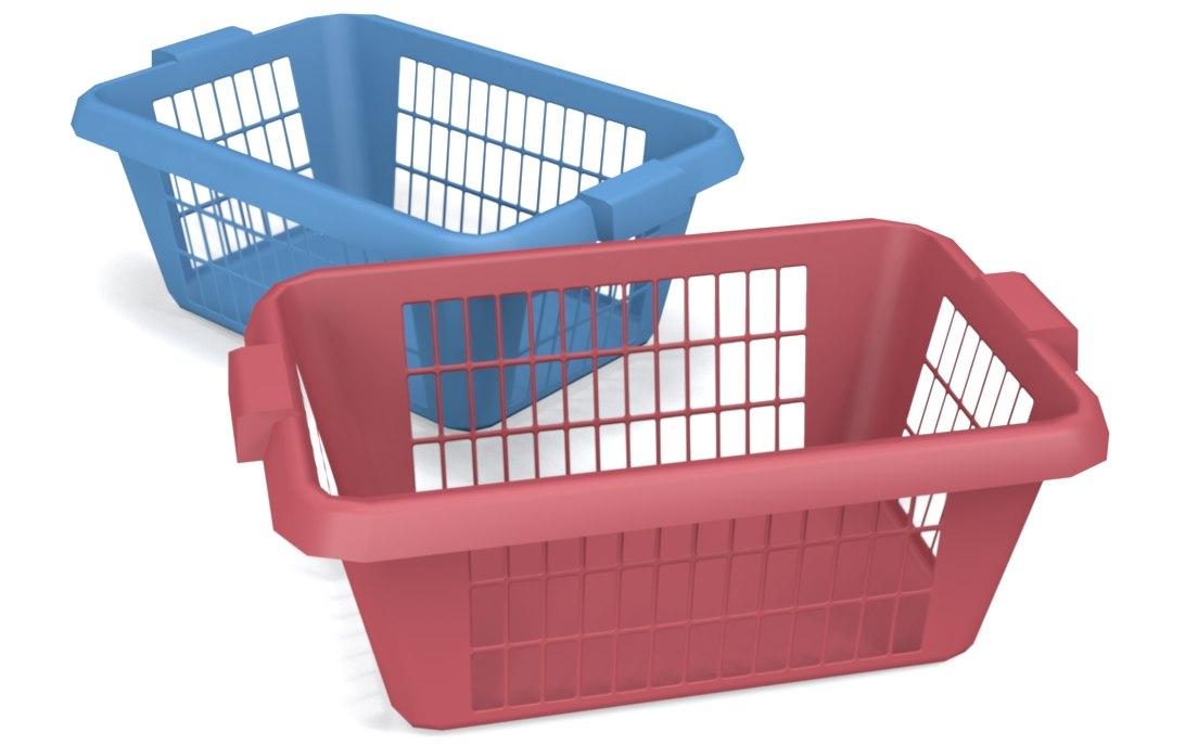 3dsmax basket