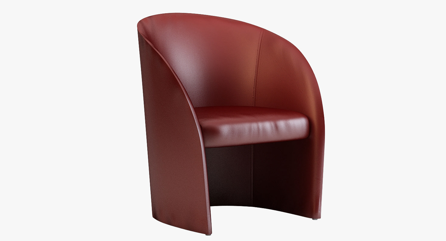 intervista armchair poltrona frau model