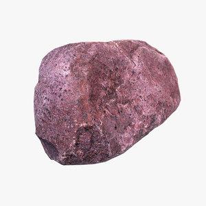 stone scan obj